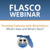 TREATING PATIENTS WITH BIOSIMILARS: WHAT'S NEW AND WHAT'S NEXT? WEBINAR